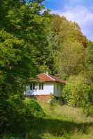 House in the Devin River Valley