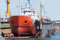 Frachtschiff Rossini