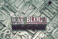 why blog met