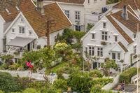 Old Town Gardens, Stavanger, Norway