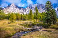 The dizzying Dolomites