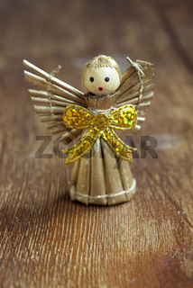 vintage toy angel