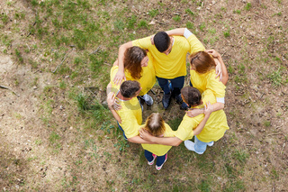 Übung für Teamentwicklung und Teamgeist