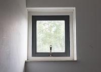 Small open window