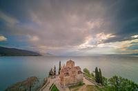 Jovan Kaneo Church in Ohrid