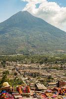 City Of Antigua Guatemala
