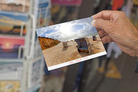 Postkarte Rotes Kliff_Sylt