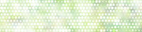 abstract green background white dots
