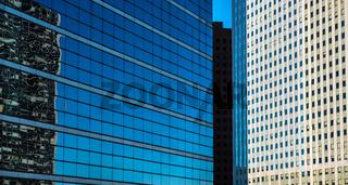 Modern business center