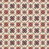 Palestinian embroidery pattern 31