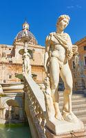 The Praetorian Fountain