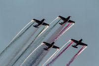 Aircraft Alpi Pioneer 300 of Pioneer team