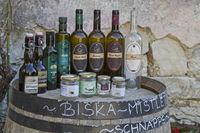 Impressionen aus Hum in Istrien