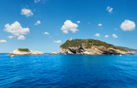 Tino island, La Spezia, Italy