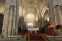 Church of the Monastery of Leire, Navarre, Spain