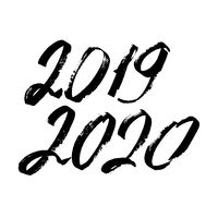 2019, 2020 - Numbers of years