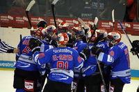 1. Sptg. DEL 18-19: SERC Wildwings vs. Nuernberg Ice Tigers