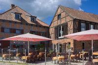 Hafenrestaurant in Neustadt in Holstein