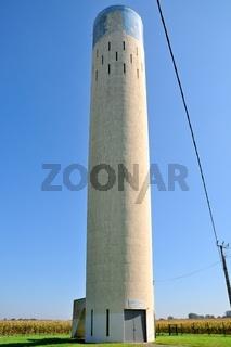 Water tower Beinheim-Kesseldorf Alsace France