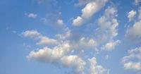 himmel wolken blau