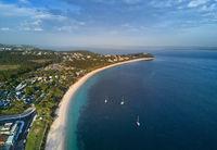 Views over Shoal Bay Port Stephens