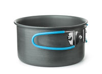 Portable camping cooking pot