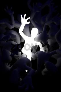 Light Figure, Escape