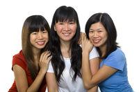 Asian women portrait