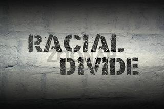 racial divide GR