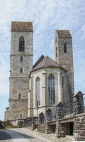 Stadtpfarrkirche St. Johann, Rapperswil, Schweiz