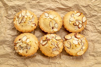 French almond cookies