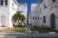 Dilapidated house in Havana, Cuba