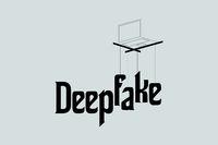 Deepfake Concept Vector