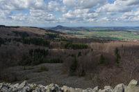 View from the german Schafstein