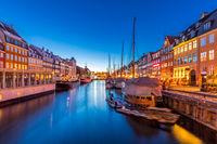 Copenhagen Nyhavn Denmark