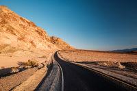 Artist's Drive in Death Valley