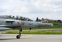 Cockpit, Kampfflugzeug Mirage III, Schweizer Luftwaffe, Militärflugplatz Payerne, Schweiz