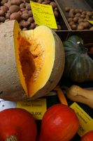 Gemüse auf dem Gemüsemarkt
