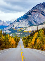 Powerful Rockies of Canada