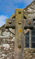 St Teath Parish Kirche - V -  Cornwall
