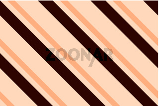 Seamless pattern with diagonal lines. Traditional background for print on fabric, textile, surface, gift wrapping. Brown, beige, pink color.