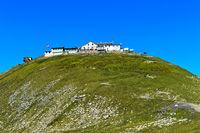 Berghotel Faulhorn auf dem Faulhorn Gipfel