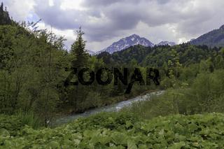 Stillachtal, Allgäuer Alpen