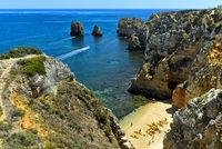 Camilo Strand, Lagos, Algarve, Portugal
