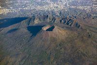 Italy volcano Vesuvius