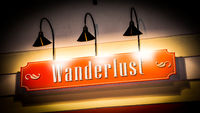 Street Sign to Wanderlust