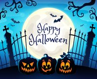 Happy Halloween composition image 7