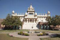 Jaswant Thada, Jodhpur, Rajasthan, India.