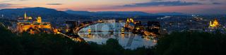 Landmarks of Budapest
