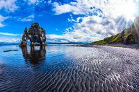 Basalt rock - monster